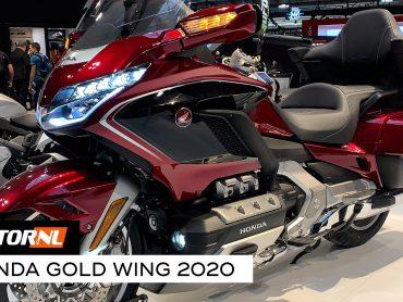 Honda Gold Wing 2020