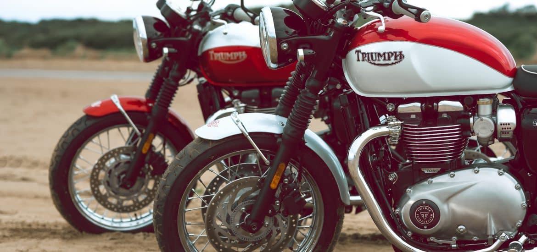Triumph Bud Ekins