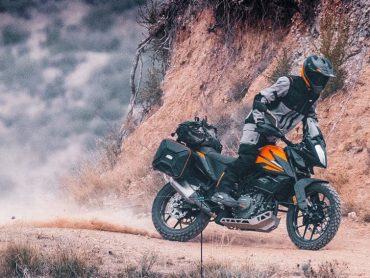 Geheel nieuw model: KTM 390 Adventure 2020