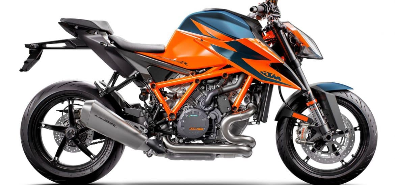 KTM Super Duke 1290 R 2020