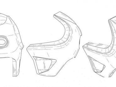 Sportieve Harley-Davidson-kuip gepatenteerd