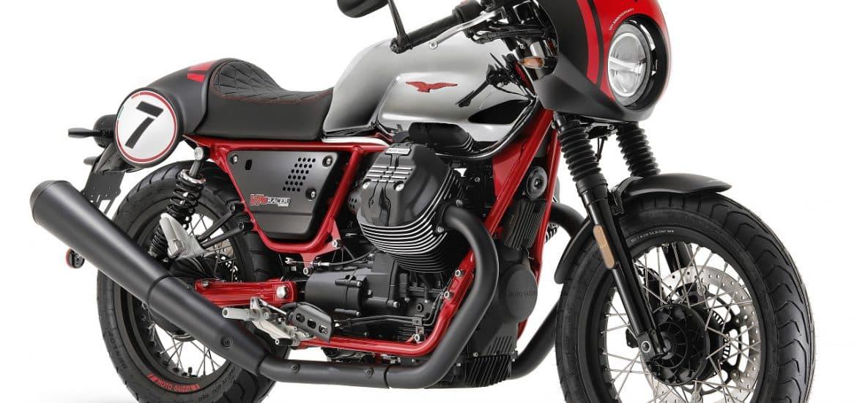 Moto Guzzi V7 III Racer 10th Anniversary 2020