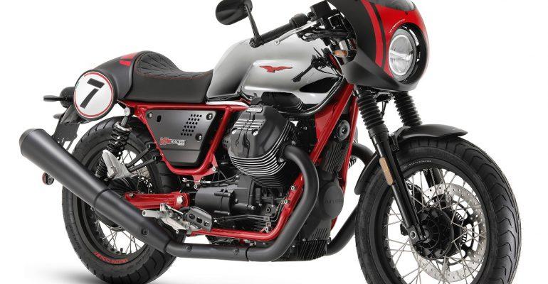 Moto Guzzi V7 III Racer is jarig