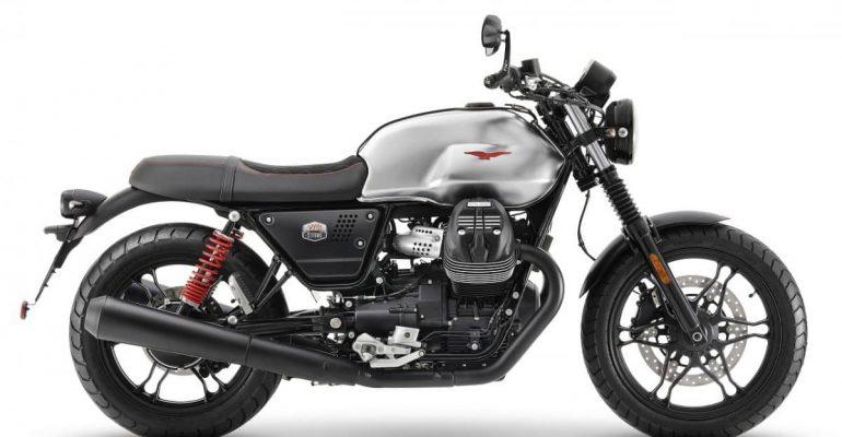 Moto Guzzi's ode aan 750 S