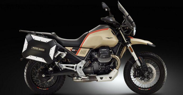 Moto Guzzi V85TT Traveler
