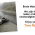 MotoZoom sluit deuren