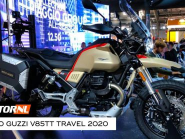 Moto Guzzi V85TT Travel 2020