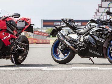 Dubbeltest: BMW S1000RR en Suzuki GSX-R1000RA