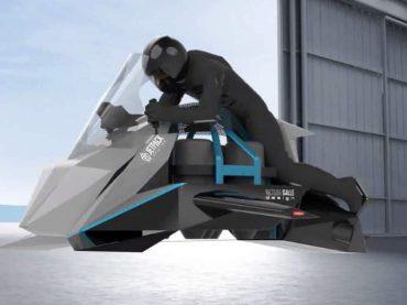 De vliegende motorfiets komt er: de Speeder!