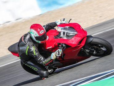 Vijf vragen: Ducati Panigale V2 test 2020