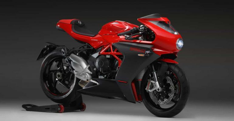 Dit is 'm: de Superveloce 800 van MV Agusta
