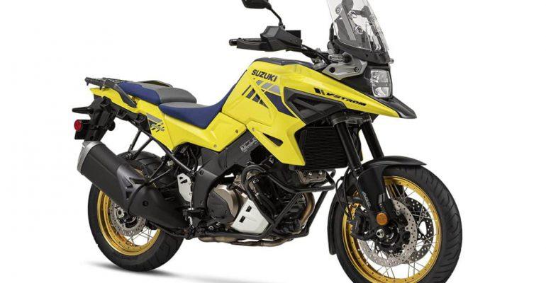 Suzuki V-Strom DL1050XT 2020
