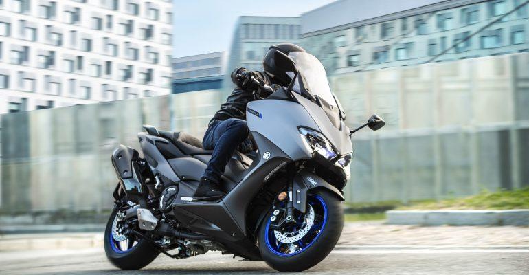 Nieuw: de Yamaha TMAX 560 en Tech Max
