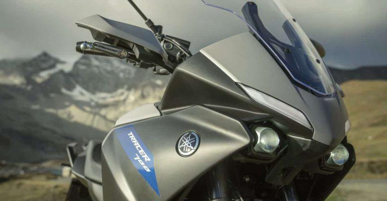 Totaal vernieuwd: de 2020 Yamaha Tracer 700