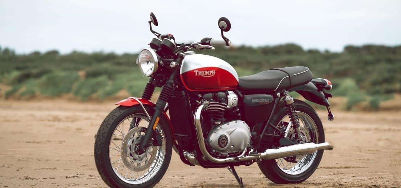 Triumph Bonneville Bud Ekins T100 SE