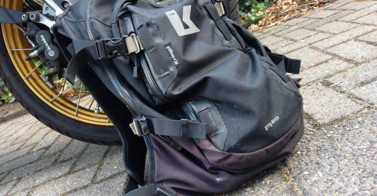 Voor jou getest: Kriega R20, een rugzak voor motorrijders