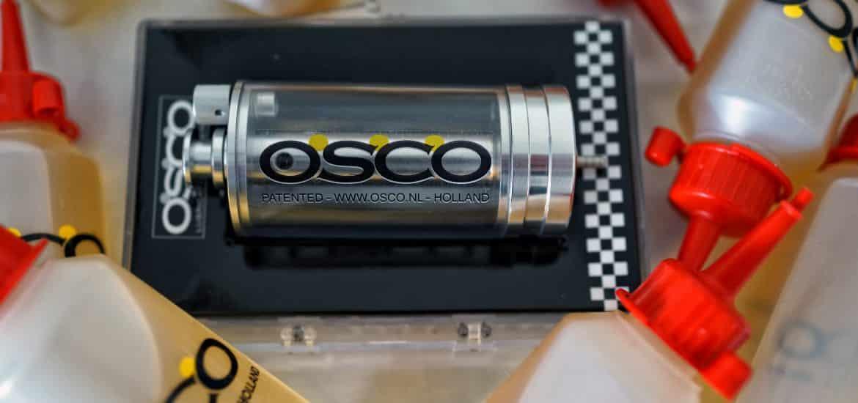 OSCO-kettingsmeersysteem