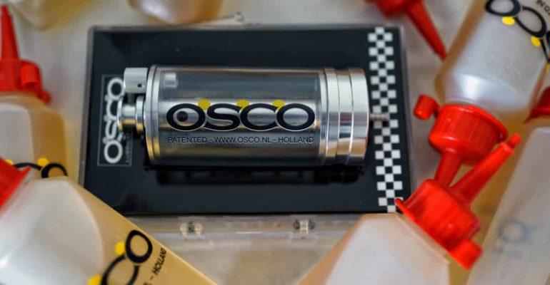 Voor jou Getest: OSCO-kettingsmeersysteem