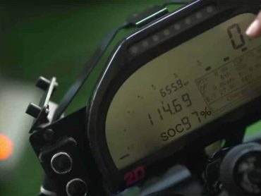 Elektrische Kawasaki al 20 jaar in de maak: Video