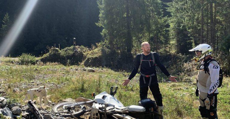 MOTO73 reportage: Een waanzinnig Roemeens offroad-avontuur