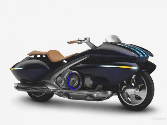 Yamaha Gen-Ryu (2005) – Het had zo mooi kunnen zijn