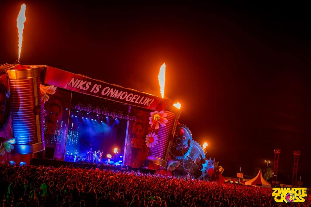 Zwarte Cross 2020 Acts