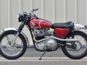 Norton P11: gevierde jaren '60 woestijnracer wordt geveild