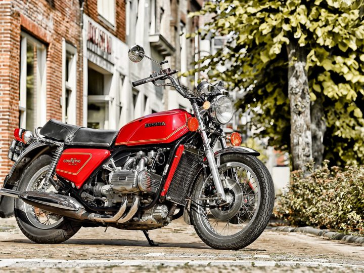 Icoon: Honda GL1000 Gold Wing