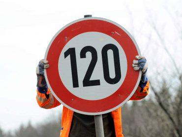 Ook Duitsland lijkt niet te ontkomen aan verlaging maximum snelheid