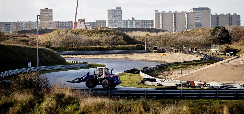 Circuit Zandvoort krijgt kombochten