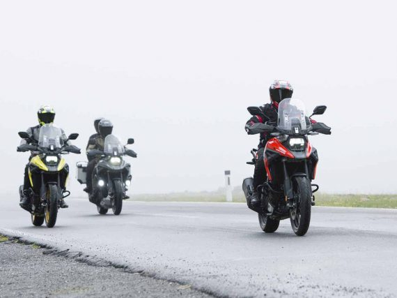 13 december: Suzuki V-STROM 1050 Preview Event