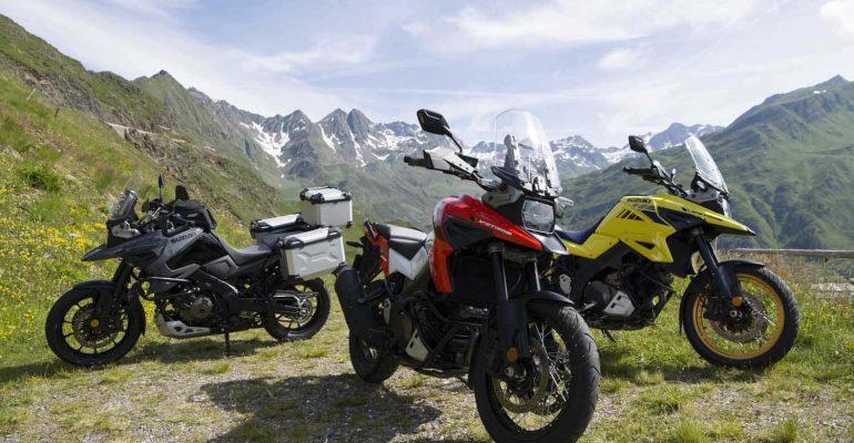 Prijs Suzuki V-STROM 1050 bekend