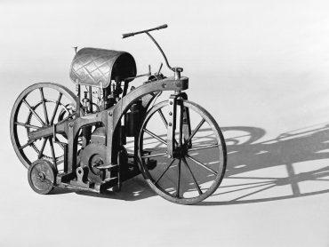 Feit of Fabel: De motorfiets kwam al voor de twintigste eeuw naar Nederland