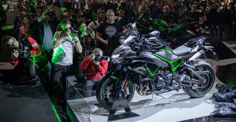 Kawasaki keert terug naar de MOTORbeurs