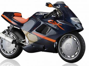 Vergeet-Mij-Nietje: Gilera CX125