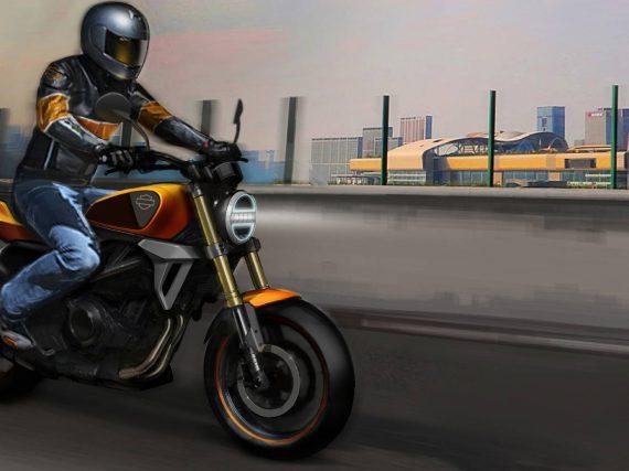 Harley-Davidson bouwt in China H-D 350 op basis van Benelli 302S