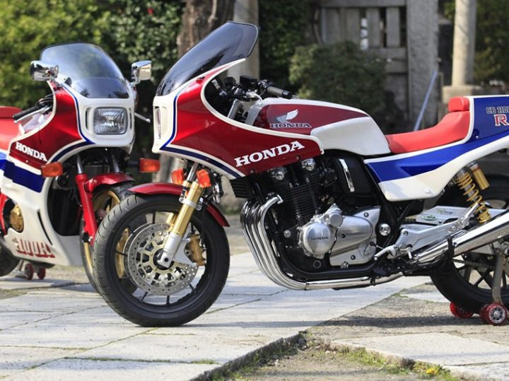Custom: Honda CB1100 Type-R van Doremi Collection