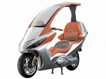 Vergeten prototype: Honda Elysium Concept