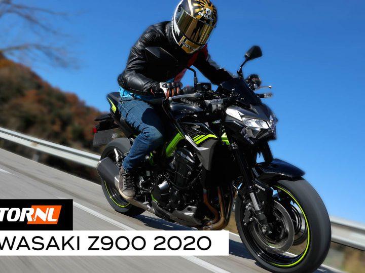 Kawasaki Z900 2020 test