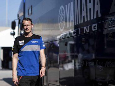 Kervin Bos: 'Wij willen het Yamaha-fabrieksteam in het WK Superbike worden'