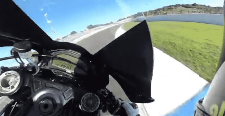 Film: Zo voelt het op een WK Superbike R1