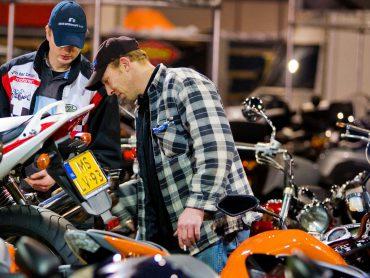 Motorfietsverkopen 2019; stabiel of toch nog groei?
