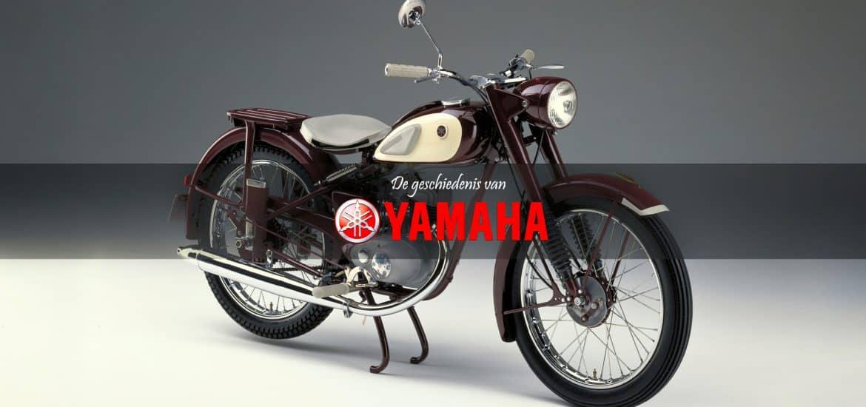 Yamaha Geschiedenis