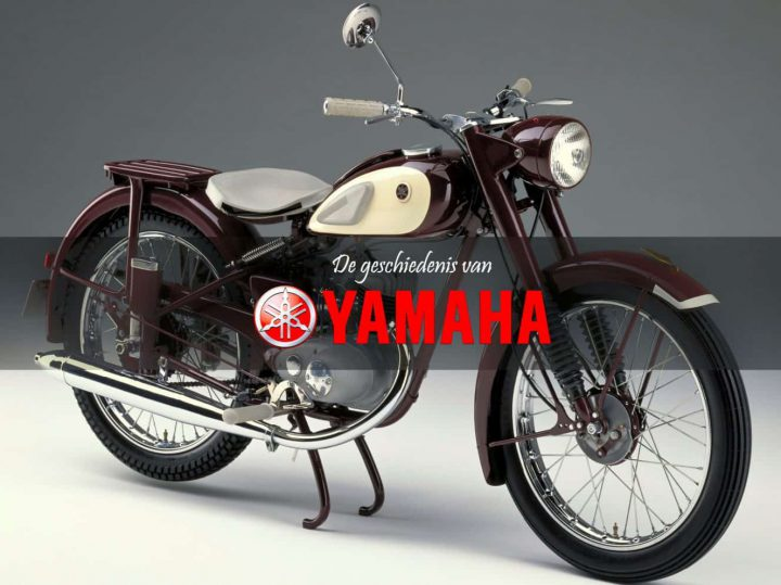 Zondagmorgenfilm: de geschiedenis van Yamaha