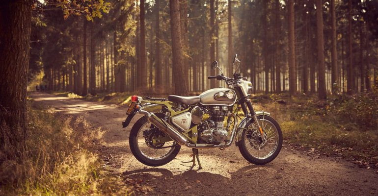 Test: Royal Enfield Trials Works Replica