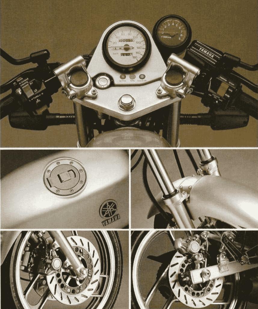 Yamaha details