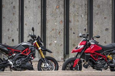 Test: Aprilia Dorsoduro 900 vs. Ducati Hypermotard 950