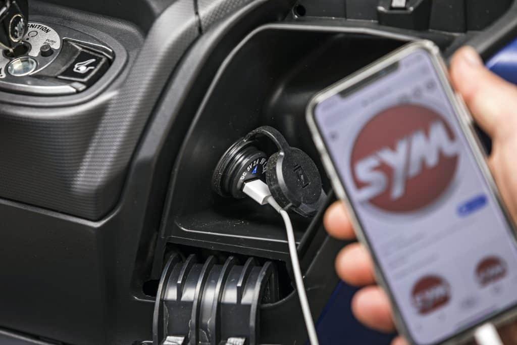 Sym Maxsym TL500
