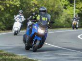 Lezers testen SYM motorscooters