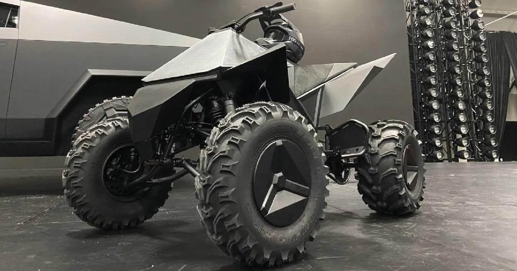Tesla ATV
